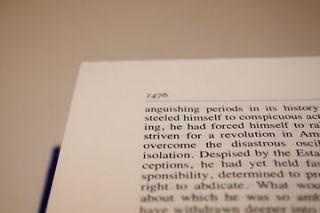 Henry Kissinger White House Years Hardcover Book
