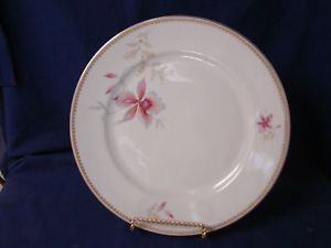 Rosenthal China Dinnerware Orchid 2521 Dinner Plate