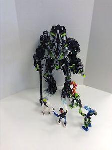 "Lego ""Giant Phalanx"" Custom Bionicle Technic Art 27"" Tall 1 500 Pcs"