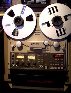 Sound Recording Documentary R2R Reel Tape Recorder Collection 7 Hour Video