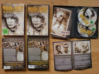 Passion Poetry The Ballad of Sam Peckinpah 2 Disc DVD 270min Documentary
