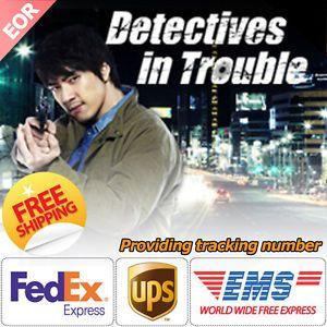 KBS Korea Korean Drama DVD English Subtitle Detectives in Trouble 16 Episode