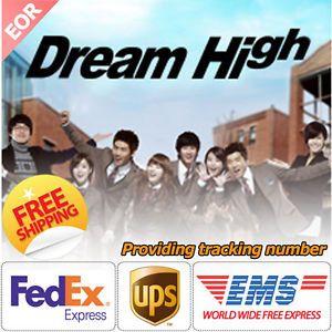 KBS Korea Korean Drama DVD English Subtitle Dream High 16 Episodes