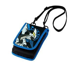 Pokemon BW Black Kyurem Nintendo 3DS Smart Pouch Carrying Case DSi XL DS Lite