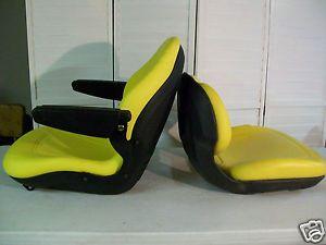 seat for jd john deere x 300 x300r x320 x340 x360 x500 x520 x530 garden  tractors