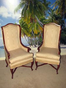 Century Chair Company Hickory Nc 3950 Series Chairs Antique