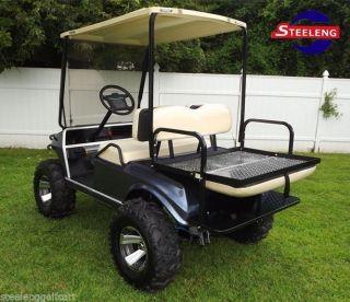 Rear Flip Seat Kit for Club Car Golf Cart DS Model Buff
