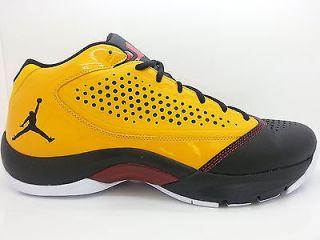 510859 702 Mens Air Jordan D Reign Del Sol Black Athletic Basketball  Sneakers ddae8b57f