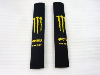 Front Fork Monster Protector Wrap Cover Set for Dirt Pit Bike Motorcycle