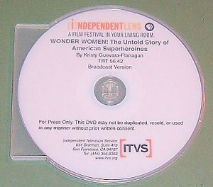 Wonder Women 2013 PBS Documentary Lynda Carter Lindsay Wagner RARE DVD