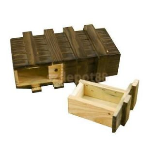 New Compartment Wooden Secret Magic Chinese Puzzle Box