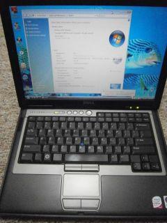 Dell Latitude D630C Intel Core 2 Duo 2 5 GHz 3 GB RAM 160 GB HD WiFi DVDRW