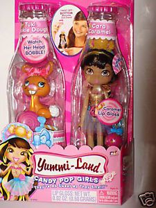 New Yummi Land Candy Pop Girls Cara Party Supplies