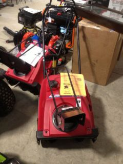 Honda 20 in Single Stage Gas Snow Blower HS520A