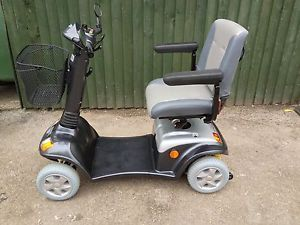 Kymco Super 8 8MPH Electric Mobility Scooter Wheelchair Powerchair Disability