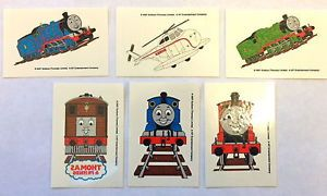 12 Thomas Tank Engine Train Tattoos Party Favors Teacher Supply