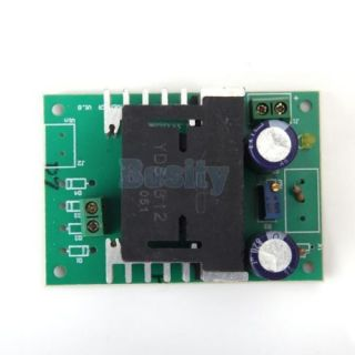 AC DC 12 45V to 0 7 21V 8A Step Down Voltage Regulator Converter Board Module