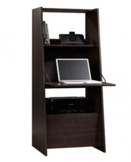Secretary Desk Laptop Armoire Office Furniture Computer Storage Shelf