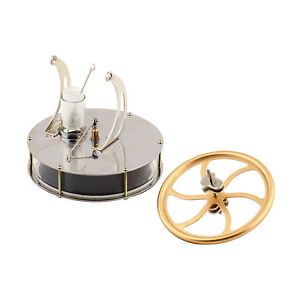 Low Temperature Stirling Engine Fancy Gift Educational Toy Droven by Hot Water B