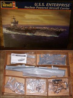 Revell 1 400 Enterprise Aircraft Carrier