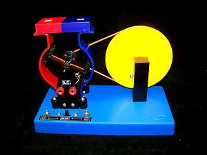 Arco Demonstration Dynamo AC DC Scientific Generator Physics Educational