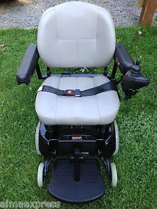 Pride Jazzy 1113 ATS Joystick Power Electric Chair Mobility Scooter Wheelchair