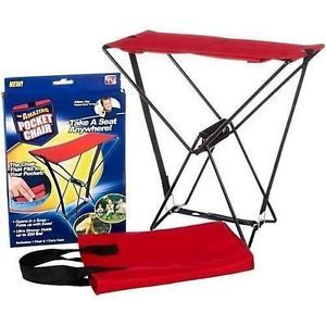 As Seen on TV Pocket Chair