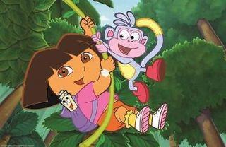 Dora Party Supplies Party Game Jeu de Fete