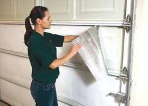 Johns Manville R 8 Garage Door Insulation Panel Kit For 1