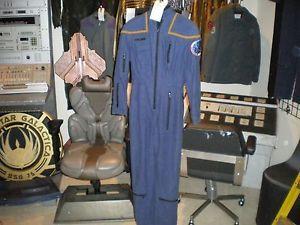 Star Trek Prop Costume Enterprise Gold Screen Used