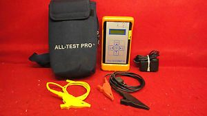 Barfield 1811h electric pitot static tester test set for Electric motor testing equipment