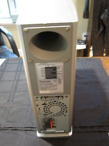Panasonic SB WA310 Active Subwoofer for Surround Sound System SA HT800V