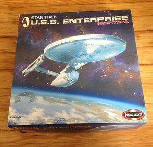 Polar Lights 1 350 Star Trek USS Enterprise NCC 1701 A