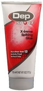 New Dep Sport x Treme Spiking Glue 12 Hair Gel Extreme 6 Oz