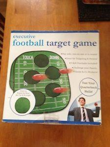 Executive Football Target Game