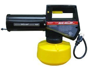 New Portable Electric Fogger Pest Kill Mosquito Bug Control Fog Smoke Sprayer