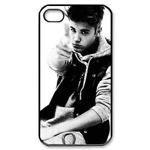 Justin Bieber 2012 Style Cover Apple iPhone 4 4S Hard Case 7