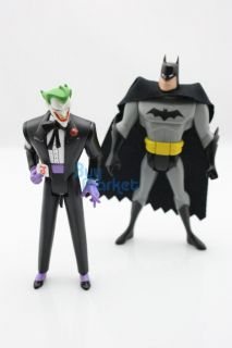 New 2in1 DC Universe Limited Classic Batman Joker Set Toy Loose Action Figure