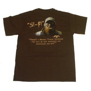 "New SI Fi"" Duck Dynasty Shirt Duck Beard Commander Shirt Officially Licensed"