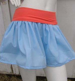 My Little Pony Skirt Rainbow Dash MLP FIM Cosplay Your Size Kawaii Custom