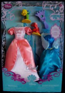 Disney Little Mermaid Prince Eric Dolls Clothes Gift