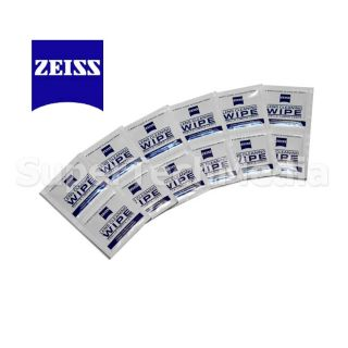 50 Pcs Zeiss Pre Moistened Lens Glasses Camera Cleaning Cloths Wipes