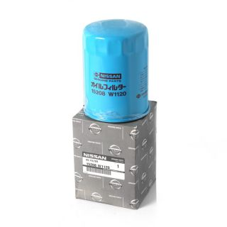 New Genuine Nissan Frontier Navara Oil Filter BD25