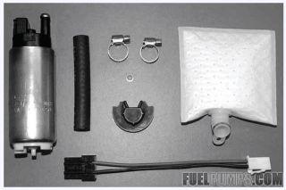 Fuel Pump 91 94 Subaru Legacy 4 Cyl 2 2L Turbo Walbro N