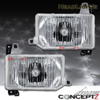 Nissan Hardbody Headlights