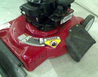 mtd 20 lawn mower manual