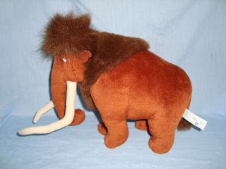 Ice Age 2 Manny The Wooly Mammoth Mattel Plush 2005