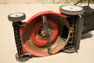 yard machine 21 hw 190cc push