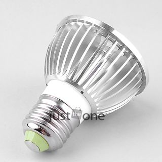 E27 85V 220V 5W 5X1W LEDs Spot Light Bulb Lamp Spotlight Warm White 2700 3300K