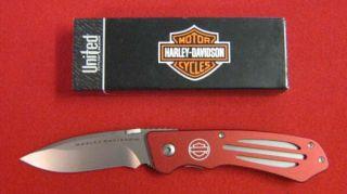 Harley Davidson Thunder II Fine Solingen Germany Knife